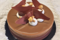 Pâtisserie François. gâteau Azelia