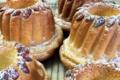 Pâtisserie François. kougelhopfs