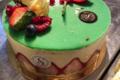 Pâtisserie Suzanne. fraisier
