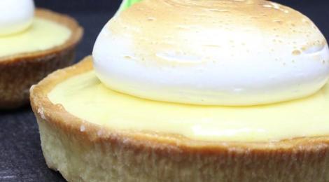 Boulangerie - Pâtisserie Gerome. Tartelette au citron