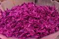 Wittmann-Brand. Salade de chou rouge