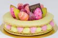 Pâtisserie Jacques. Macaron
