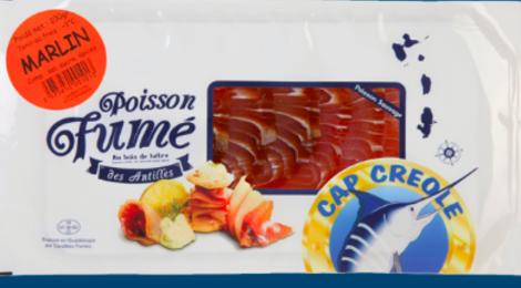 Cap Créole. Marlin fumé