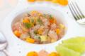 Tartare de marlin fruité