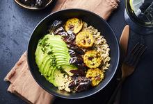 Vegan Bowl aux Pruneaux d'Agen