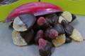 Les Suprêmes, chocolaterie artisanale. Pâte de fruits chocolatée