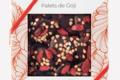 Edwart chocolatier. Les palets de Goji