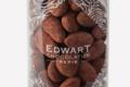 Edwart chocolatier. Les amandes enrobées