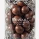 Edwart chocolatier. Les noisettes enrobées