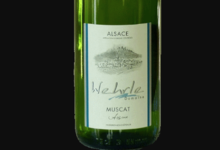 """Domaine Wehrle. Muscat """"Arôme"""""""