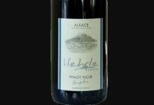 """Domaine Wehrle. Pinot Noir """"Complexe"""""""