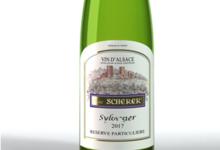 Vignoble André Scherer. Sylvaner