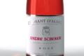 Vignoble André Scherer. Crémant d'alsace brut rosé