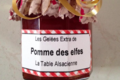 Biscuiterie La Table Alsacienne. Gelée de pomme des elfes