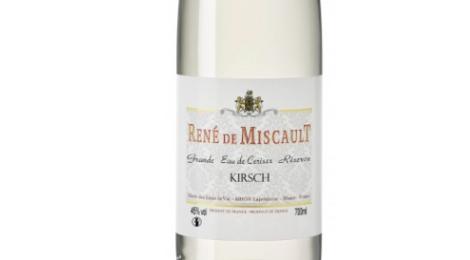 René de Miscault. Kirsch réserve