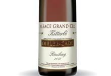 Domaine Dirler-Cadé. Riesling Grand Cru Kitterlé