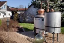 Distillerie artisanale Hepp