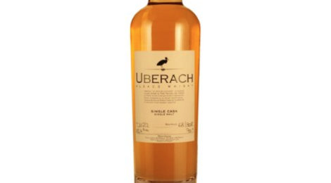 "Distillerie artisanale Bertrand Whisky ""Uberach"" Single Cask Single Malt"