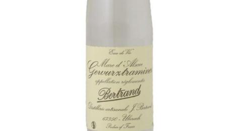 Distillerie Bertrand. Liqueur amaretto