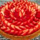 L'artisan Paris 16. Tarte aux fraises