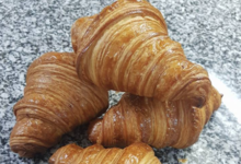 L'artisan Paris 16. Croissants