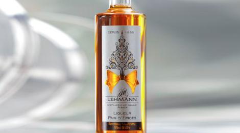 Distillerie Lehmann. Liqueur de pain d'épices