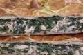 Boucherie Courtinat. Feuilleté saumon épinards