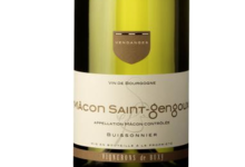 Vignerons de Buxy. Mâcon Saint Gengoux Blanc