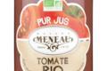 Maison Meneau. Jus de Tomate BIO Sud Ouest