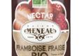Maison Meneau. Nectar de framboise fraise BIO