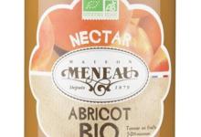 Maison Meneau. Nectar d'abricot BIO