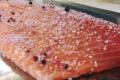 Boucherie Leprovost. Gravlax de saumon