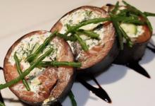 Boucherie du Praz. Gravlax de saumon