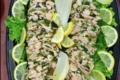 Boucherie Merle. Persillé saumon crevette