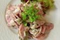 Boucherie Thierry Le Teil. Salade de museau