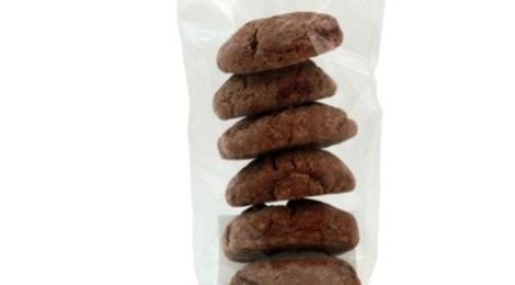 Biscuiterie de Rognes. Navette chocolat