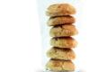 Biscuiterie de Rognes. Navette orange