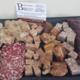 Boucherie-charcuterie Barrault. Assiette de charcuterie
