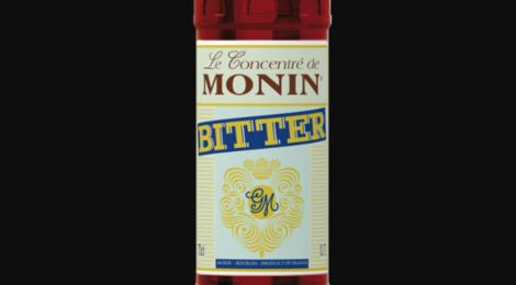 Monin. concentré bitter
