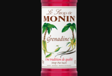 Monin. Sirop grenadine