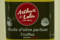 Arthur et Lola. Huile d'olive parfum truffe