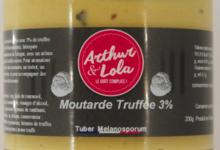 Arthur et Lola. Moutarde truffée