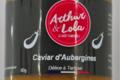 Arthur et Lola. Caviar d'aubergine