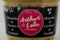 Arthur et Lola. Mousseline de crevettes