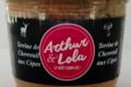 Arthur et Lola. Terrine de chevreuil aux cèpes
