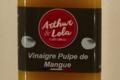 Arthur et Lola. Vinaigre pulpe de mangue
