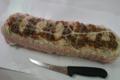 Boucherie Chambeau. Chapon farci figues foie gras