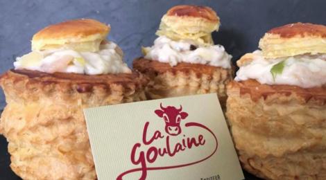 Boucherie La Goulaine. Bouchée de la mer