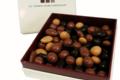 Le Temps D'un Chocolat. Coffret amandine noisetine
