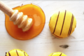 Maison Pillon. macaron au miel